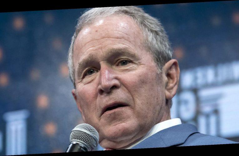 The Real Reason George W. Bush Made Dana Perino Cry