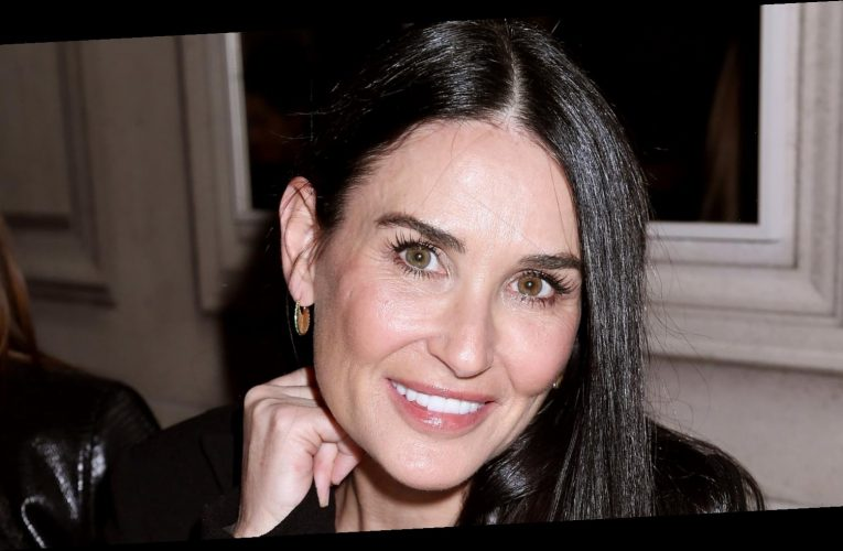 Demi Moore Has Something To Say To Bruce Willis
