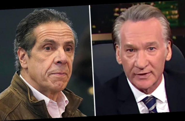 Bill Maher suggests Cuomo's refusal to resign is inspired by Trump: He 'never backed down'