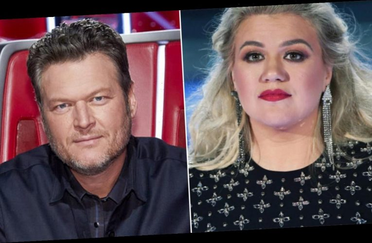 Kelly Clarkson defends herself against Blake Shelton's claims she's 'gone Hollywood,' forgotten 'her roots'