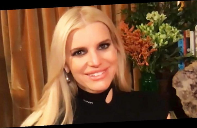 Jessica Simpson on Raising Confident Daughters and Facing Insecurities