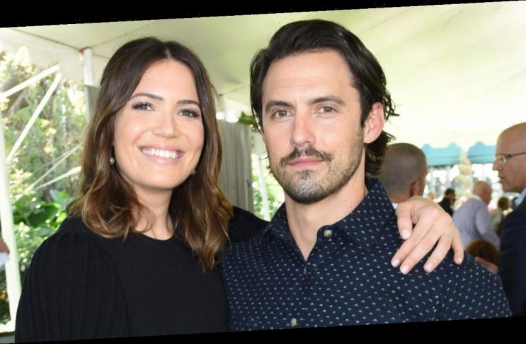 Milo Ventimiglia Raves About Mandy Moore Being a Mom (Exclusive)