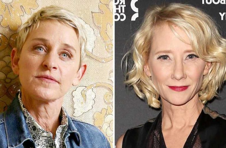 Anne Heche: Ex Ellen DeGeneres Didn't Want Me to Dress 'Sexy' on Red Carpet