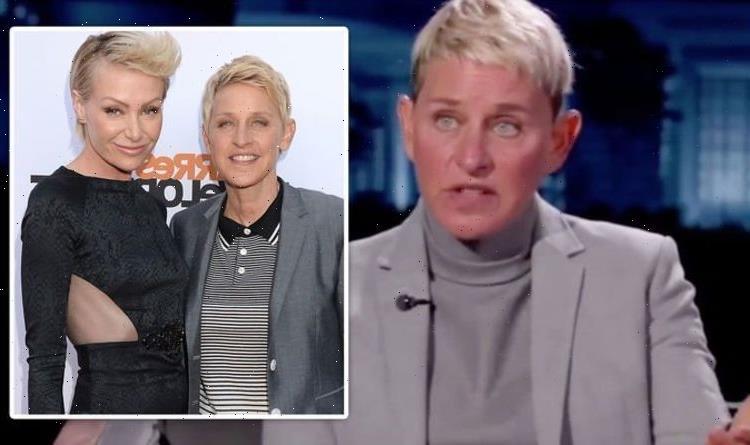 Ellen DeGeneres took 'weed drinks and sleeping pills' before driving wife to hospital