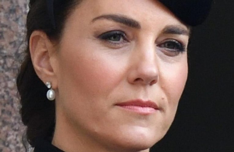 Here's What Kate Middleton Is Expected To Do At Prince Philip's Funeral