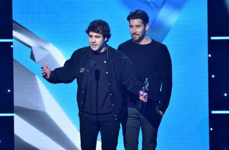 Jeff Wittek Releases YouTube Video That Shows How He 'Broke' His 'Face' and It Involves David Dobrik