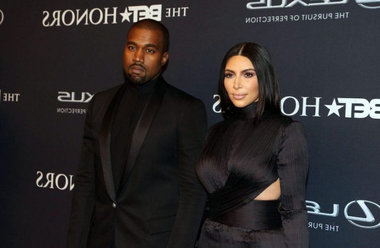 Kanye West Claims He Has 'No Knowledge' of Kim Kardashian West's Assets or Income