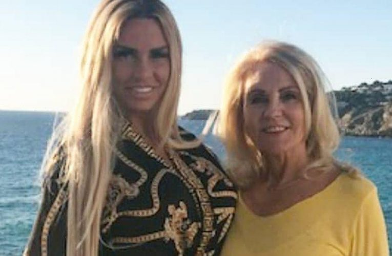 Katie Price admits 'ruthless' mum Amy asks her boyfriends if they have a job or if they're going to scrounge off her