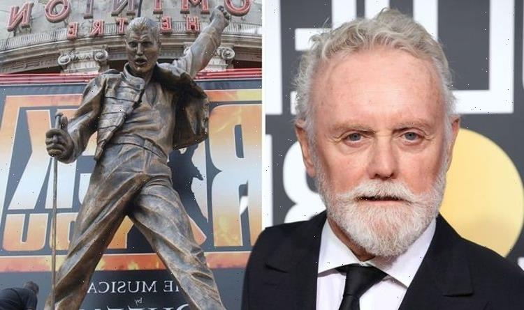 Queen drummer Roger Taylor to install 20ft statue of late Freddie Mercury in garden