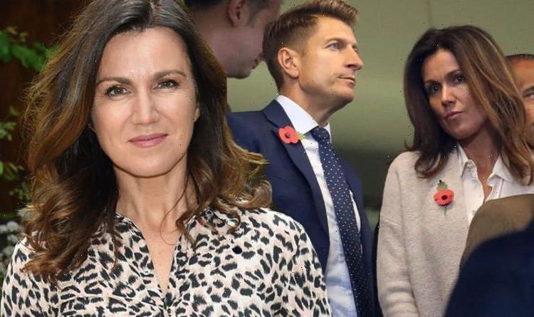 Susanna Reid and Steve Parish's cosy meal sparks claims they're back together amid TV chat