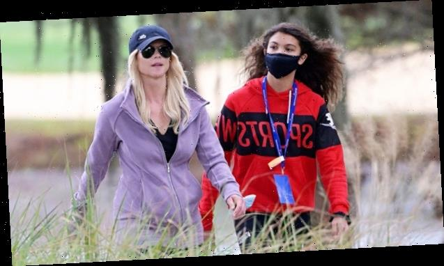 Elin Nordegren Has Done Everything To Make Sure Kids See Tiger Woods Since Crash: She's 'Amazing'