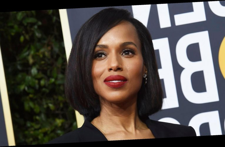 Kerry Washington and More Stars Who Took Social Media Breaks