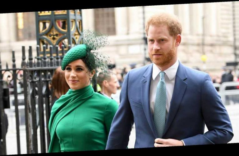 Police Were Called to Meghan Markle and Prince Harry's Home 9 Times Amid Security Fears