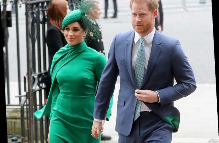 Meghan Markle and Prince Harry Pay Tribute to Prince Philip on Their Archewell Website