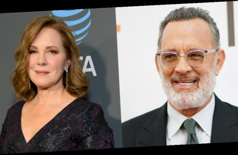 Elizabeth Perkins Dishes On Having A Crush on Tom Hanks While Filming 'Big'