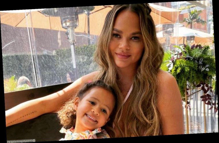 Chrissy Teigen's Mother Spills How Granddaughter Grieves Loss of Baby Brother