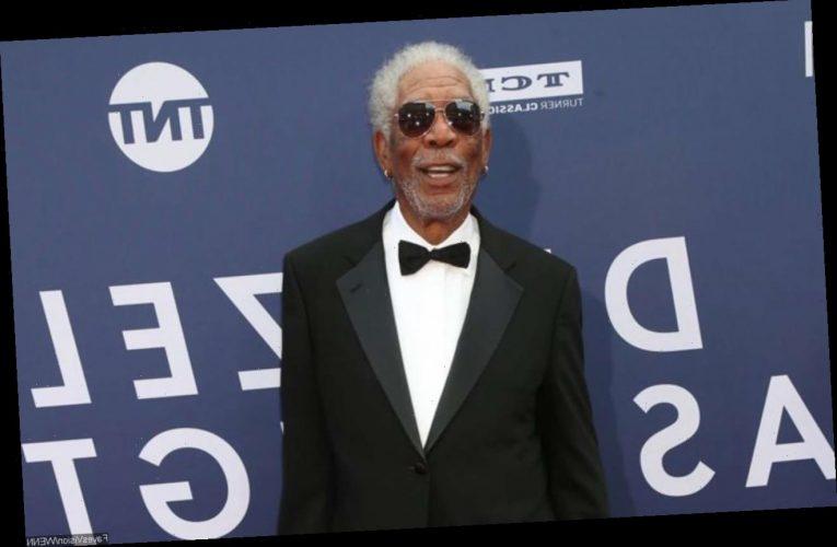 Morgan Freeman's COVID-19 Vaccine PSA Draws Mixed Reactions
