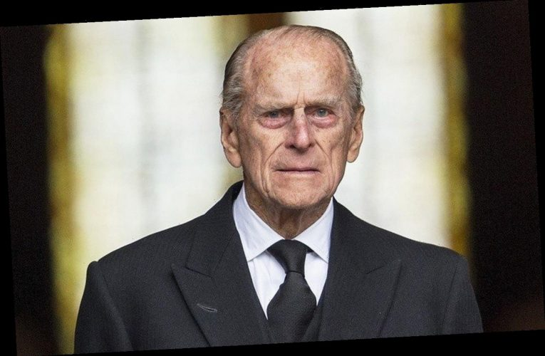 Buckingham Palace Not Holding State Funeral for Prince Philip