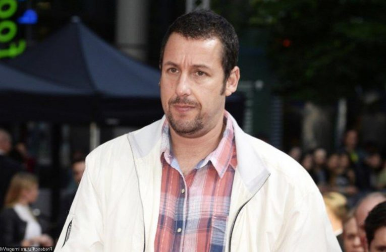 Adam Sandler Pokes Fun at Viral Video of IHOP Staff Begging Him to Come Back