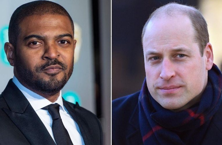 BAFTA president Prince William was 'kept in the dark' over Noel Clarke allegations