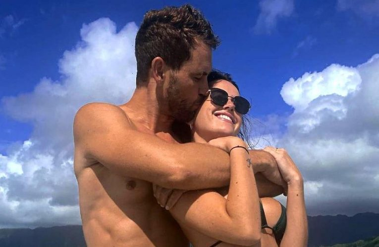 Bachelor's Nick Viall Teases 'Hot Girl Summer' On Vacay With GF Natalie