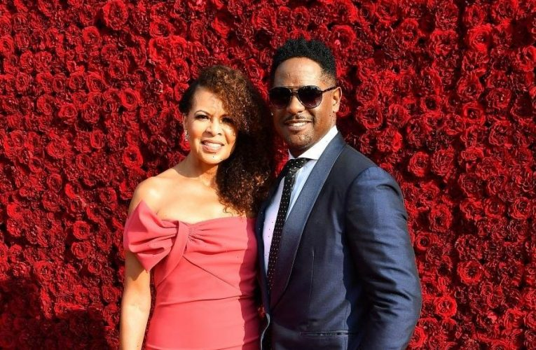 Blair Underwood and Wife Desiree DaCosta Are Divorcing After 27 Years Of Marriage