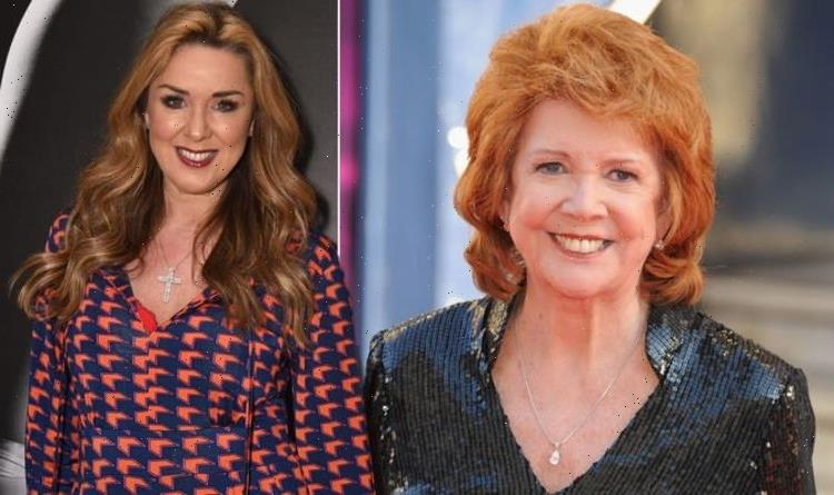 Claire Sweeney shares intimate conversation she had with late Cilla Black: 'I just did it'