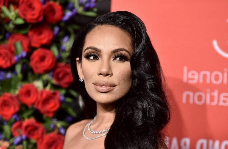 Erica Mena Calls Wendy Williams 'a Creature' & The Internet Has Thoughts
