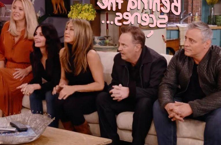 Friends Creators Spill MORE Tea, Talk Diversity, Reveal The Romance The Cast FOUGHT Them Over