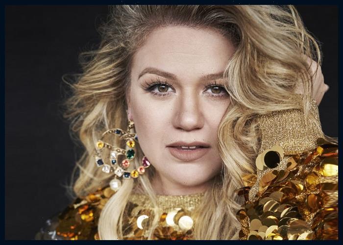 Kelly Clarkson Rocks Cover Of Aerosmith's 'Dude (Looks Like A Lady)'
