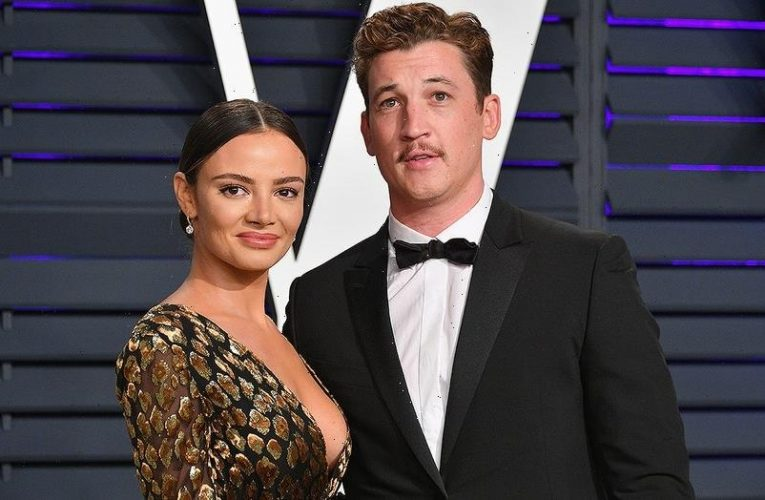 Miles Teller jumped by 2 men after being 'trapped' in bathroom on Hawaii vacation, his wife claims