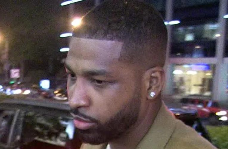 Tristan Thompson Wants $100k from Woman Claiming He's Her Baby Daddy