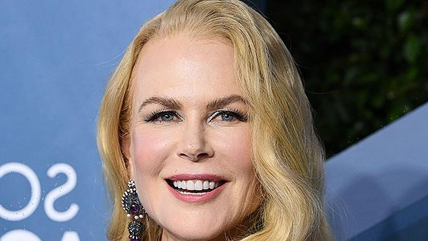 Nicole Kidman Rocks Her Iconic '90s Curls in Rare Selfie After Spending Weeks Filming Lucille Ball Biopic