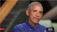 Obama Blames Right-Wing Media for Rallying GOP Behind Election Lies
