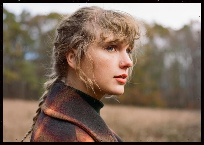 Taylor Swift's 'Evermore' Reclaims Top Spot On Billboard 200
