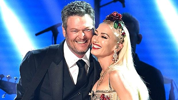 Blake Shelton & Gwen Stefani Perform Free Concert At Oklahoma Bar After Getting Married — Watch