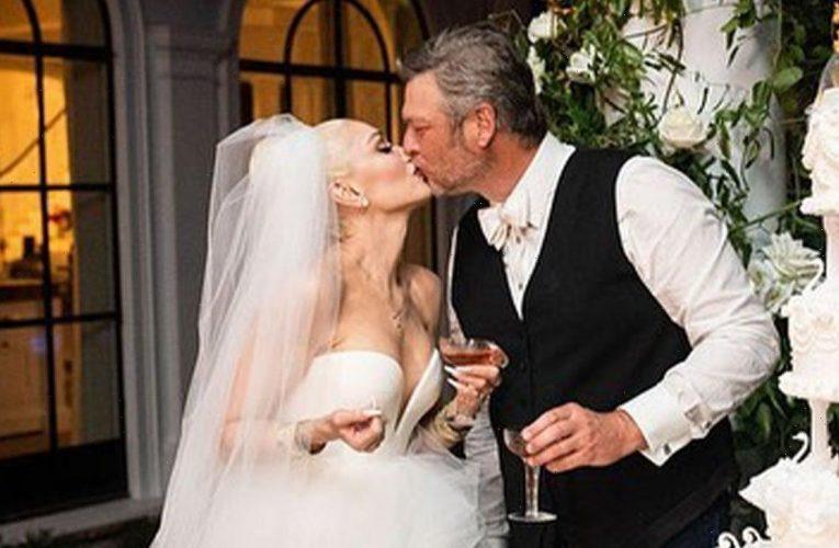 Blake Shelton Details His and Gwen Stefani's Emotional Wedding Vows