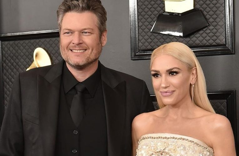 Blake Shelton, Gwen Stefani marry in intimate ceremony at church on singer's sprawling estate: reports
