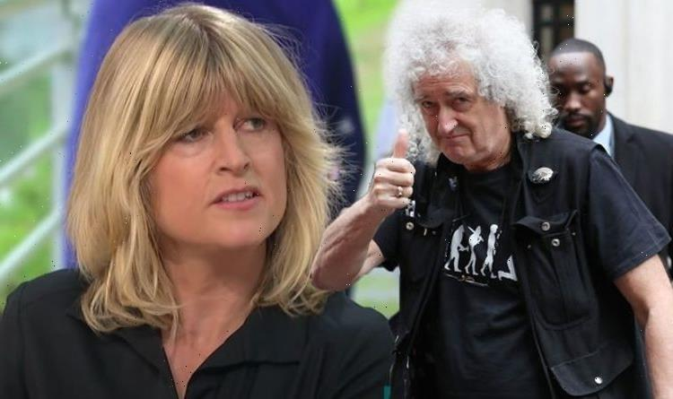 Brian May gets apology from LBCs Rachel Johnson after carnage as home was left flooded