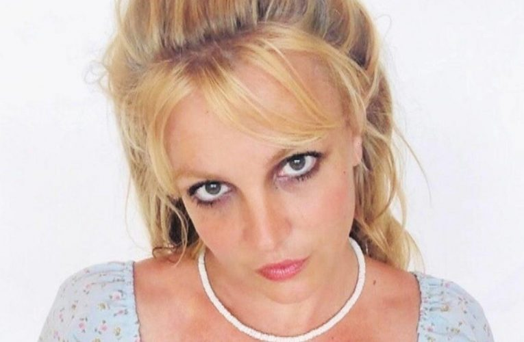 Britney Spears Sends a Message to People 'Who Never Showed Up' for Her