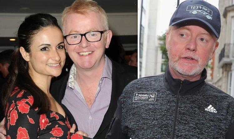 Chris Evans sparks concern from wife after she finds him sobbing for 10 minutes at home