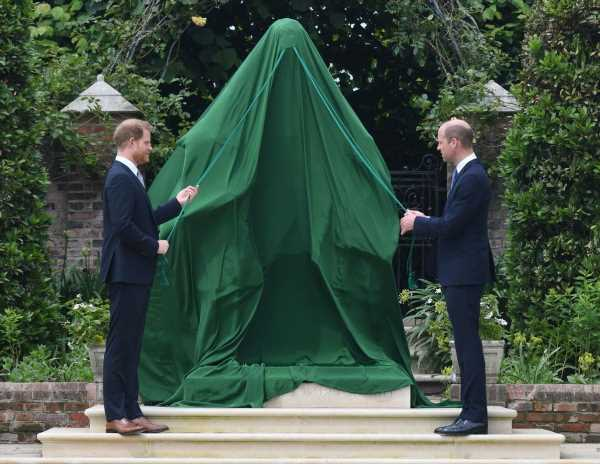 Lacey: The one thing Prince Harry & William can agree on is their mother