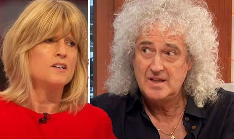 Needs to get her facts straight Brian May slams Rachel Johnsons swipe over flooded home