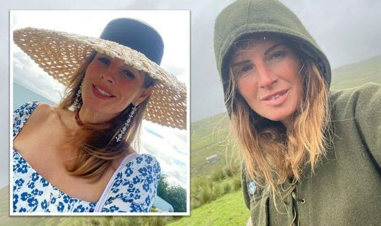 Our Yorkshire Farms Amanda Owen sparks frenzy as she puts on glamorous display for outing