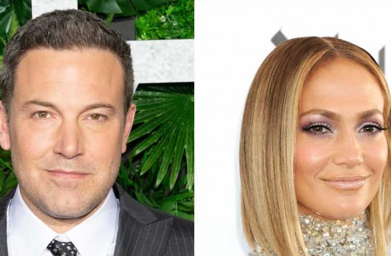 See J. Lo Dodge Question About Whether She's 'Happier' With Ben Affleck