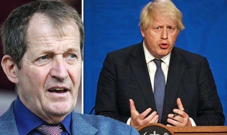 Worst PM in our history Alastair Campbell loses it at Boris Johnson and lying Tories
