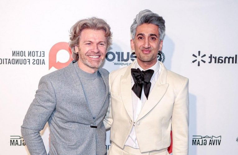 'Queer Eye' Star Tan France Welcomes First Child