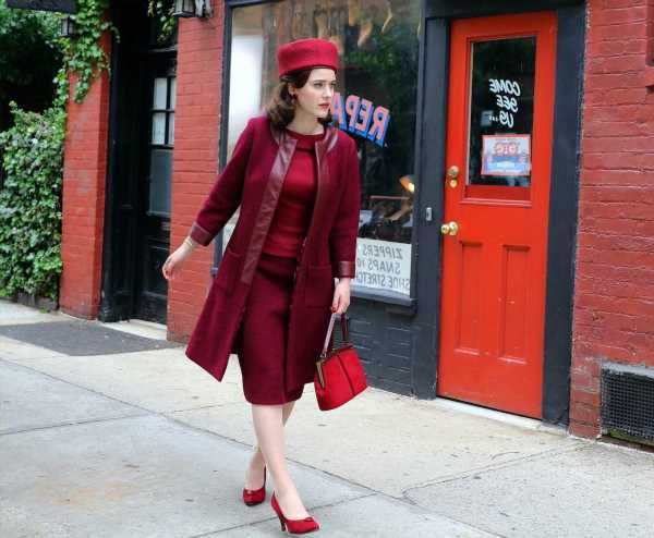 'The Marvelous Mrs. Maisel': Rachel Brosnahan Reveals the Part of Midge That Sticks With Her