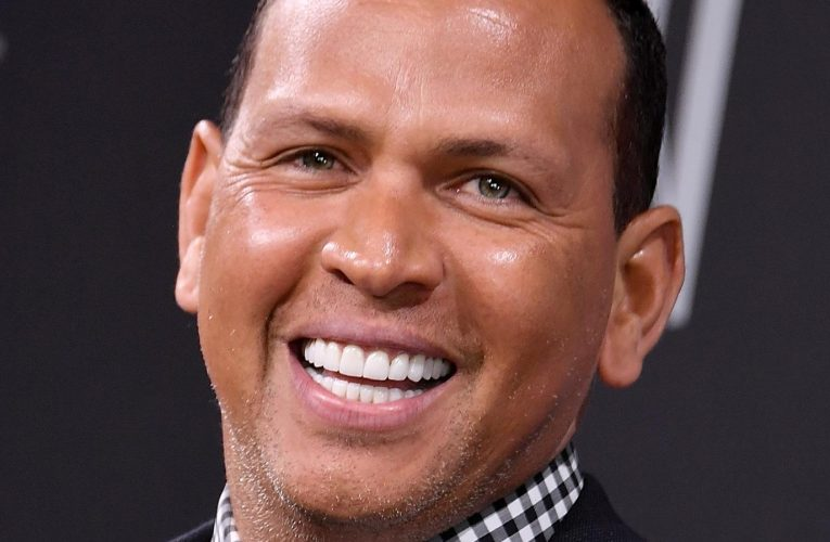 Alex Rodriguez Finally Opens Up About His Relationship With Jennifer Lopez