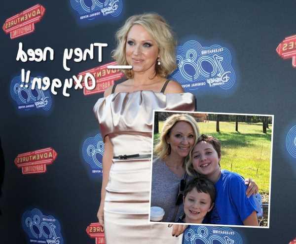 Disney Channel Star Leigh-Allyn Baker Makes Strange Anti-Vaxx Speech At School Board Meeting – WATCH!